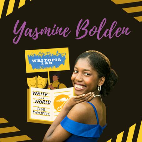 Yasmine Bolden: National Award-Winning Poet, Playwrighting Advice, & The Connectivity of Writing