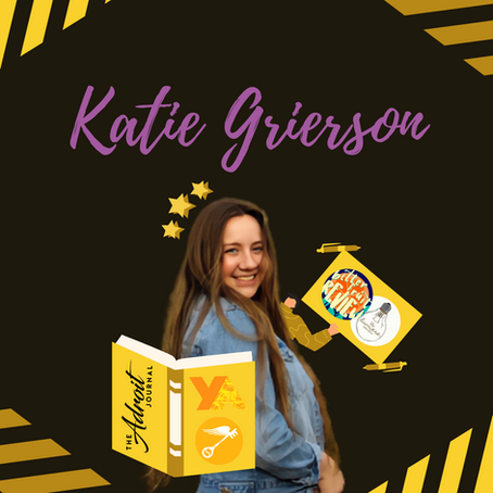 Katie Grierson: YoungArts Novelist, Prose Writing Advice, & Building Confidence