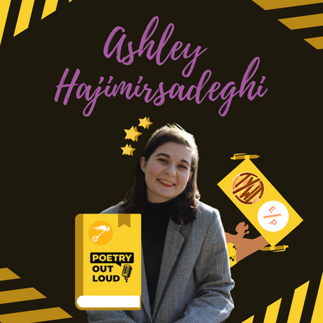 Ashley Hajimirsadeghi: Director of TYWI's Juven, Writing as a Career, & Poetry Advice