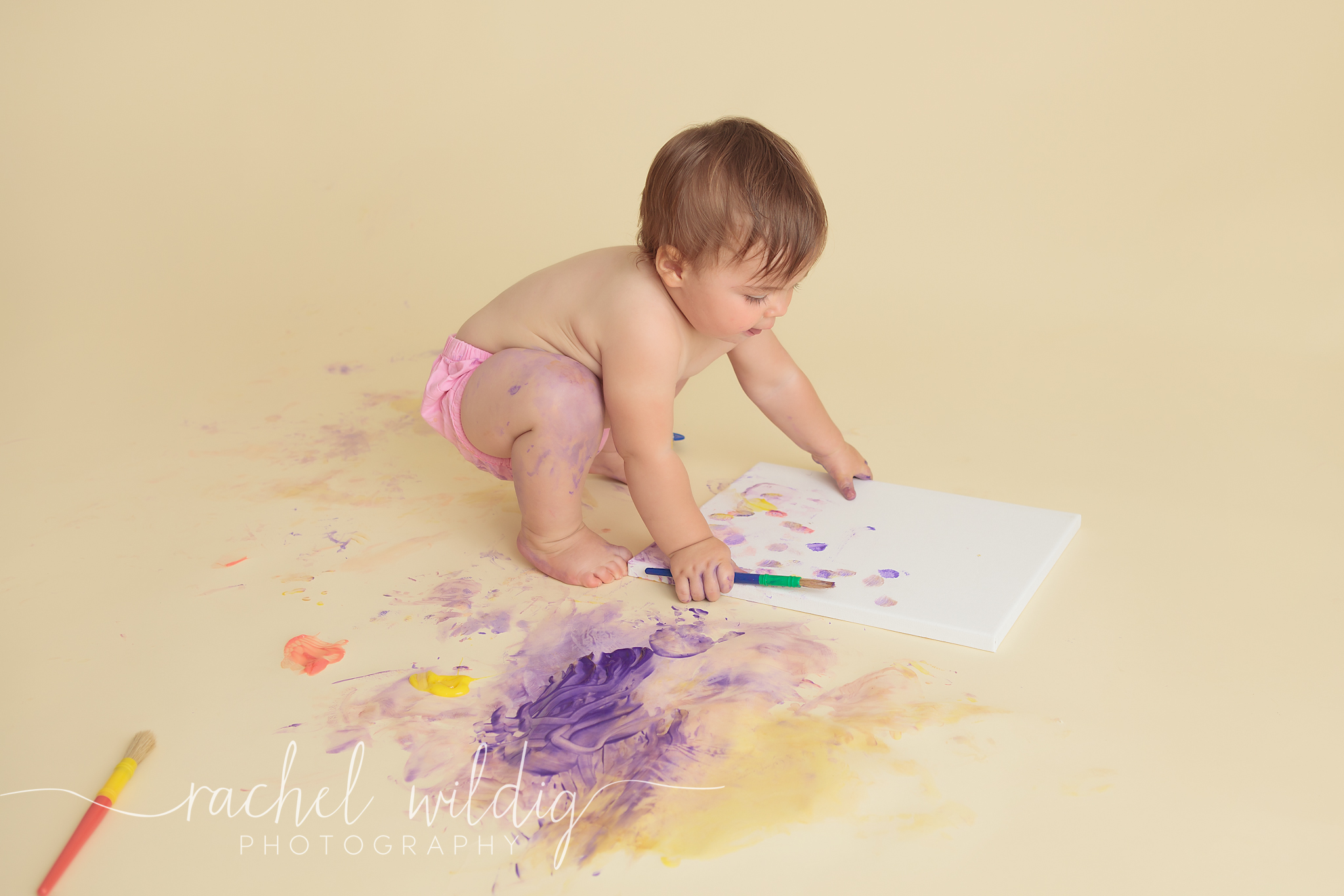 Little Artist Session