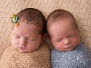 Newborn Session   Avery & Zayn