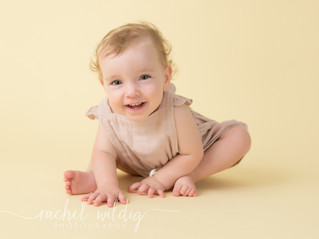 Baby Session | Cleo