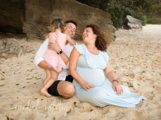 Maternity Session | Valeria