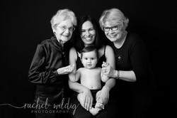 Family Session | Studio