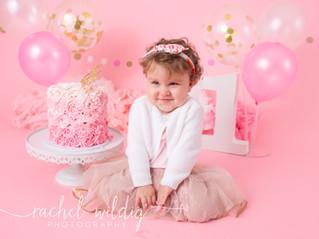 Cake Smash | Ava
