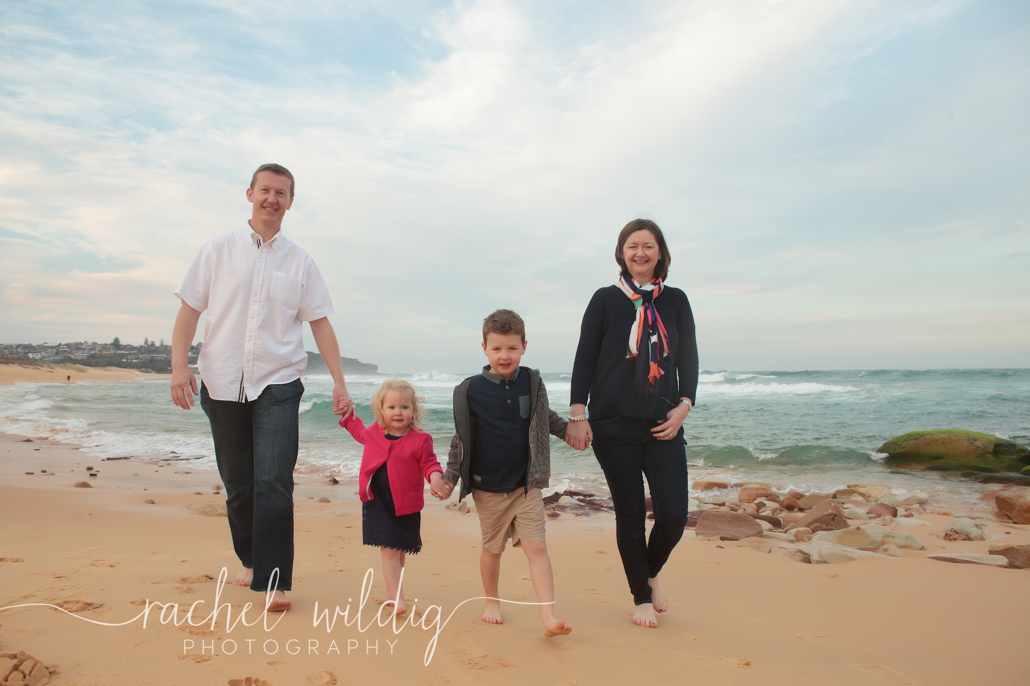 Family Session | Curl Curl