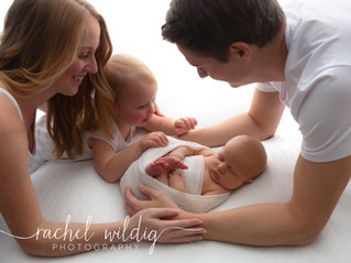 Newborn Session | Oscar