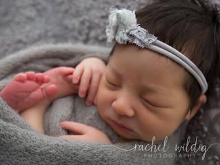 Newborn Session | Olivia