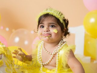 Cake Smash | Yasmin