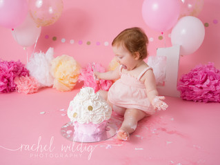 Cake Smash | Zoe