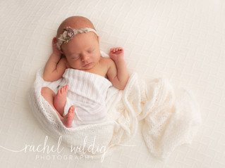 Newborn Session | Matilda