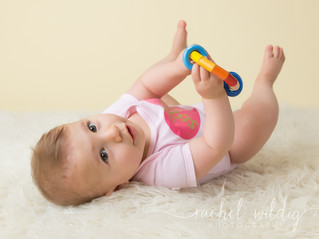 Baby Session | Anastasia