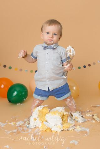 Cake Smash | Harley