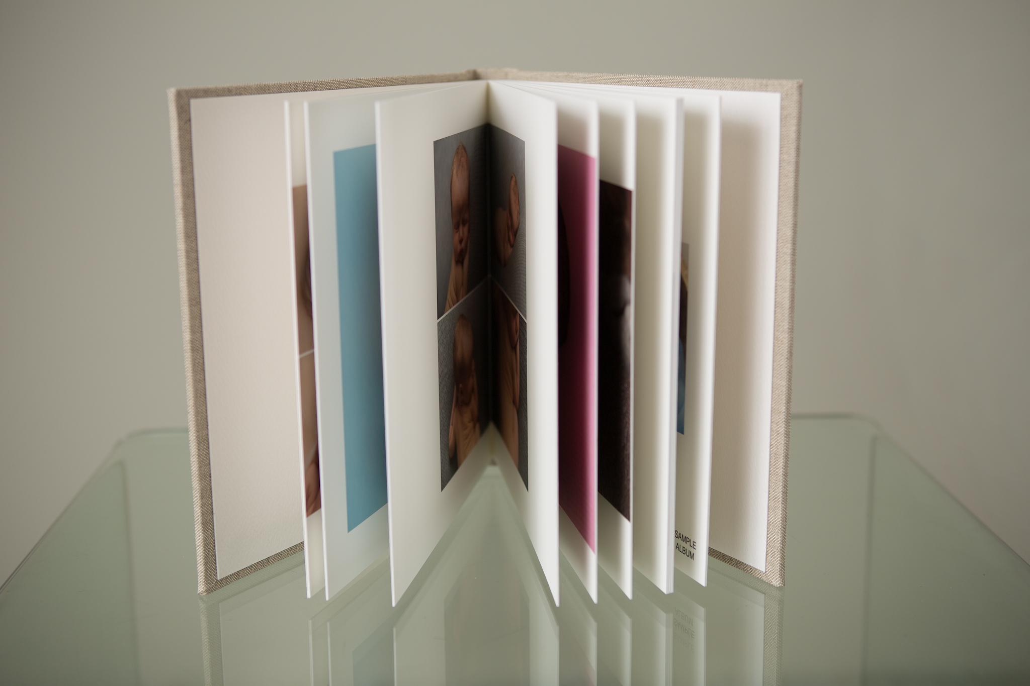 Boutique Fine Art Album