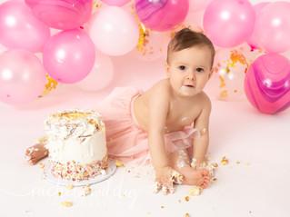 Cake Smash | Sophie