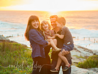 Family Maternity Session | Pages