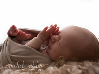 Newborn Session | Jacob