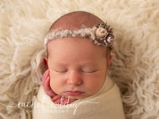 Newborn Session | Eddi