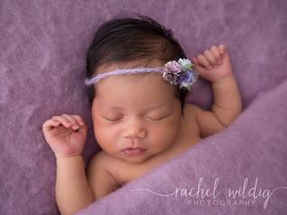 Newborn Session   Ava