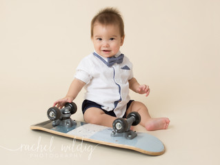 Baby Session | Lucas & Charlotte