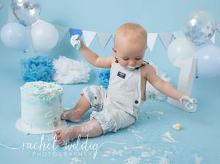 Cake Smash | Matty
