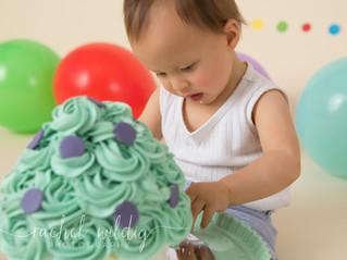 Cake Smash | Oliver