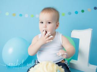Cake Smash | Jackson