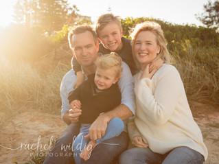 Family Session | Condon