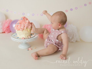 Cake Smash | Madeline