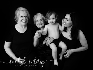 Family Session | 4 Generations