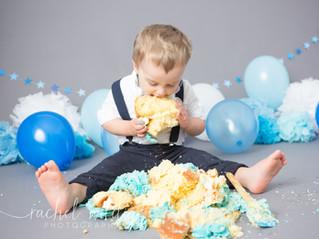 Cake Smash   Albi