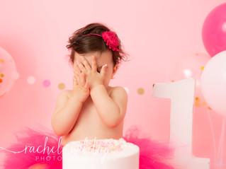 Cake Smash | Mia