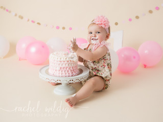 Cake Smash | Heidi