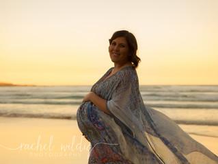 Maternity Session | Rebecca