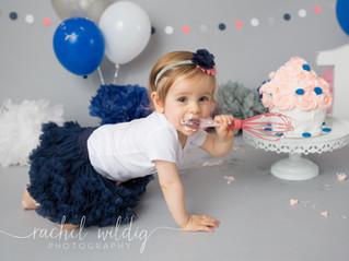 Cake Smash | Emily