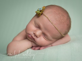 Newborn Session | Amber