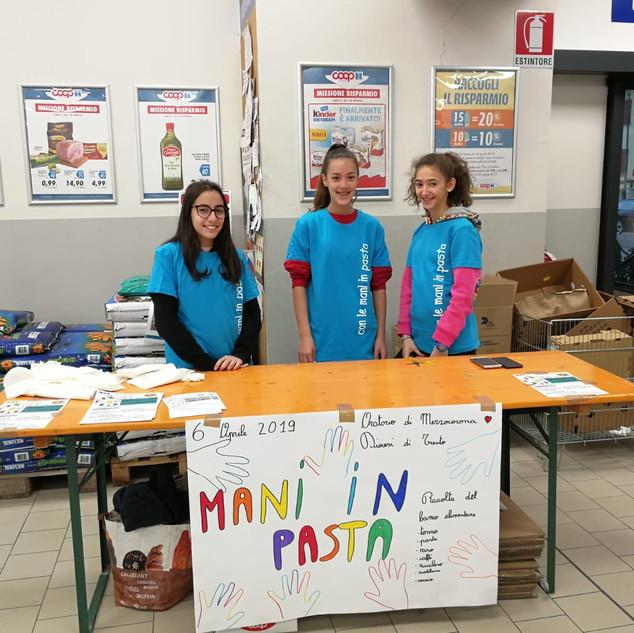Clara, Martina e Matilde