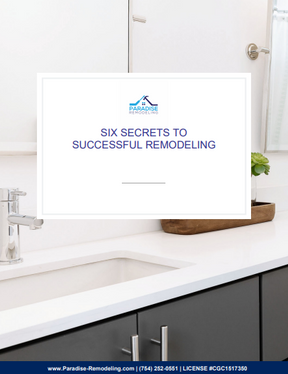 6 successful tip for remodeling - Paradi