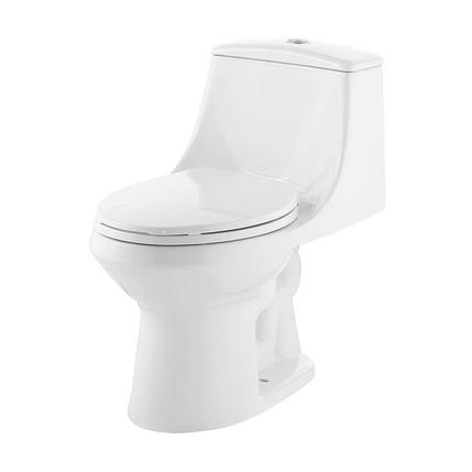 Model #2 White WaterSense Dual Flush Elongated Chair Height Toilet 12-in Rough-In Size (ADA Compliant)