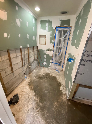 Bathroom remodeling in coral spring