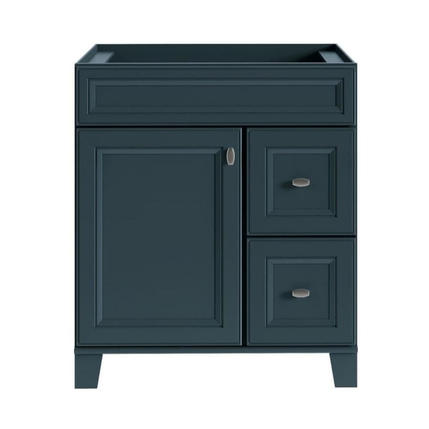 Model #10 Goslin 30-in Maritime Bathroom Vanity Cabinet