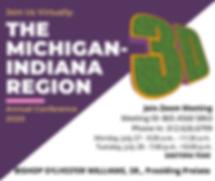 MI-IN Region Annual Conference Facebook