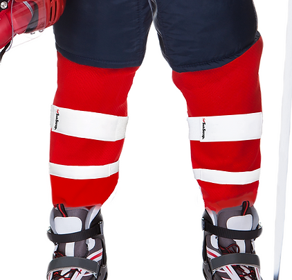 white SokStraps on red skater.png