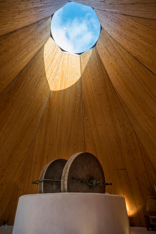 Detalle Interior Trujal