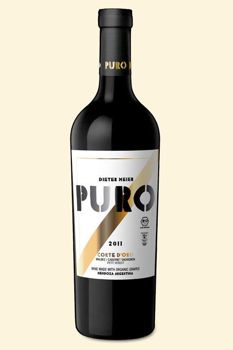 Gebinde «6 Flaschen à 0,75l PURO Corte d'Oro»
