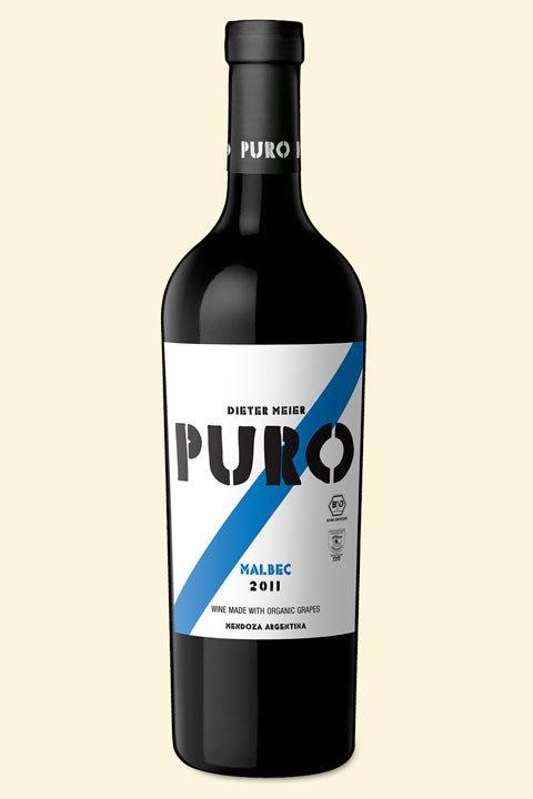 Gebinde «6 Flaschen à 0,75l PURO Malbec»