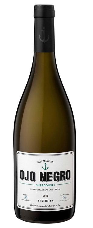 Gebinde «6 Flaschen à 0,75l OJO Negro Chardonnay»