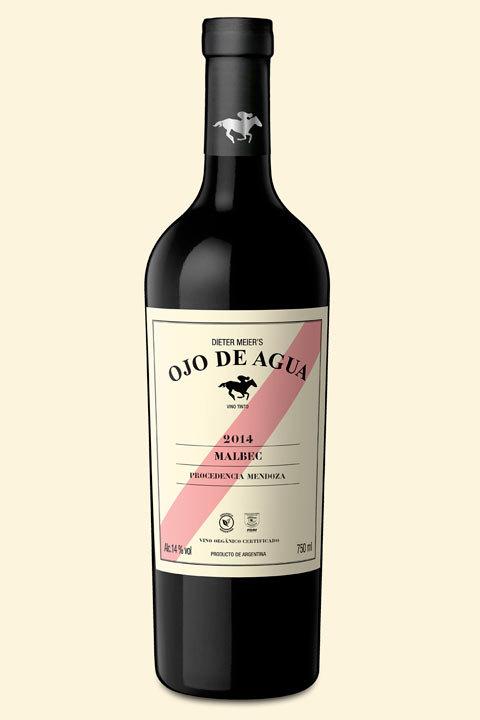 Gebinde «6 Flaschen à 0,75l OJO DE AGUA Malbec»