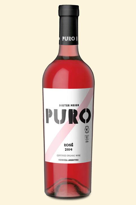 Gebinde «6 Flaschen à 0,75l PURO, Rosé»