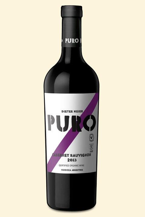 Gebinde «6 Flaschen à 0,75l PURO Cabernet Sauvignon»